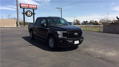 2018 F-150 SuperCrew Cab 4x4,  Pickup #JKC24146 - photo 8