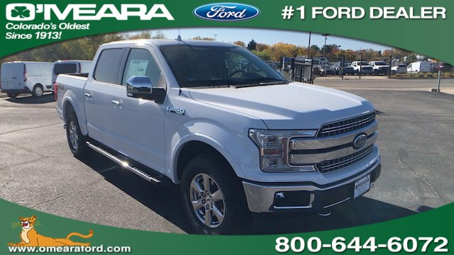 2018 F-150 SuperCrew Cab 4x4, Pickup #JKC41016 - photo 1