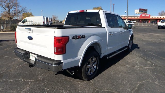 2018 F-150 SuperCrew Cab 4x4, Pickup #JKC41016 - photo 2