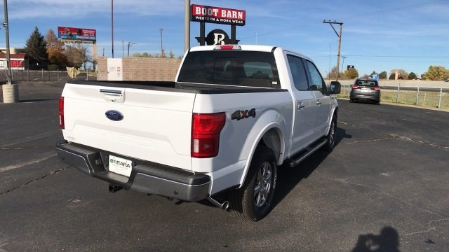 2018 F-150 SuperCrew Cab 4x4,  Pickup #JKC41017 - photo 2