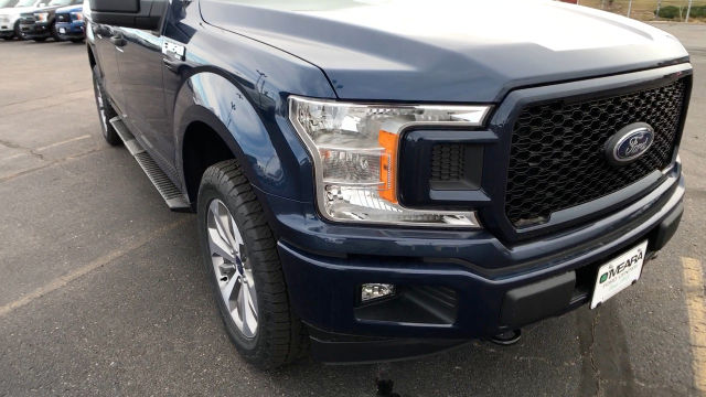 2018 F-150 SuperCrew Cab 4x4, Pickup #JKC52475 - photo 11