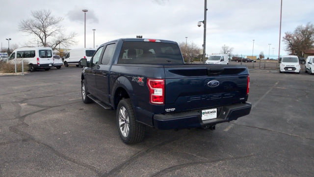 2018 F-150 SuperCrew Cab 4x4, Pickup #JKC52475 - photo 6