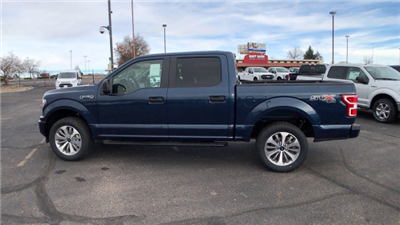 2018 F-150 SuperCrew Cab 4x4, Pickup #JKC52475 - photo 5