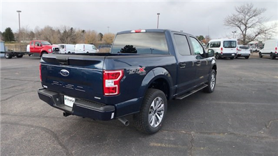 2018 F-150 SuperCrew Cab 4x4, Pickup #JKC52475 - photo 2