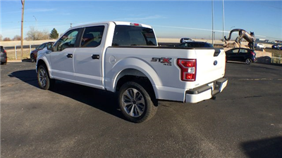2018 F-150 Crew Cab 4x4, Pickup #JKC52476 - photo 5