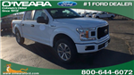 2018 F-150 Crew Cab 4x4, Pickup #JKC52476 - photo 1