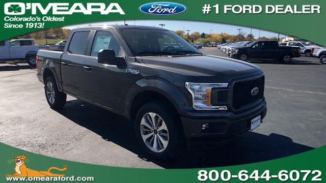 2018 F-150 Crew Cab 4x4 Pickup #JKC52477 - photo 1