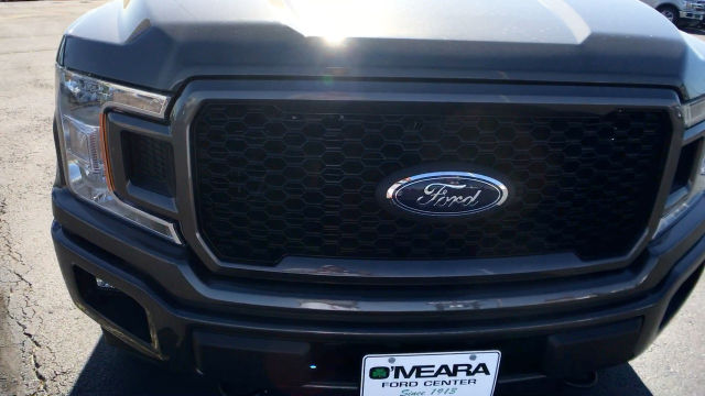 2018 F-150 Crew Cab 4x4 Pickup #JKC52477 - photo 27