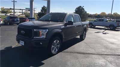 2018 F-150 Crew Cab 4x4 Pickup #JKC52477 - photo 4