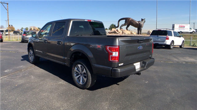 2018 F-150 Crew Cab 4x4 Pickup #JKC52477 - photo 6