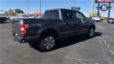 2018 F-150 Crew Cab 4x4 Pickup #JKC52477 - photo 2