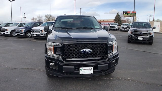 2018 F-150 Crew Cab 4x4, Pickup #JKC52478 - photo 3