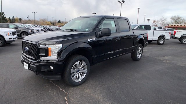 2018 F-150 Crew Cab 4x4, Pickup #JKC52478 - photo 4