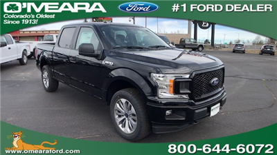 2018 F-150 Crew Cab 4x4, Pickup #JKC52478 - photo 1