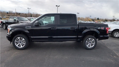 2018 F-150 Crew Cab 4x4, Pickup #JKC52478 - photo 5