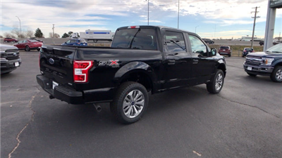 2018 F-150 Crew Cab 4x4, Pickup #JKC52478 - photo 2