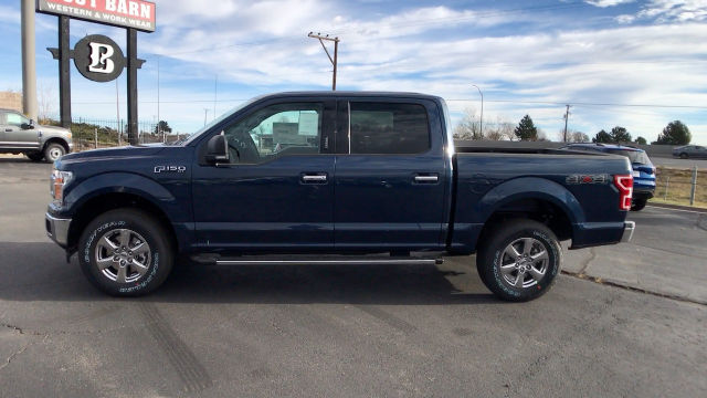 2018 F-150 Crew Cab 4x4 Pickup #JKC52482 - photo 5