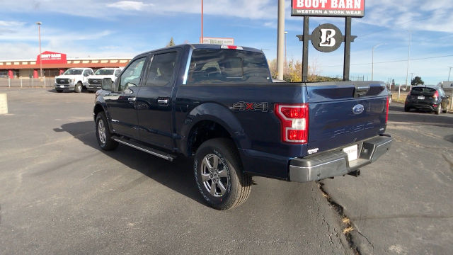 2018 F-150 Crew Cab 4x4 Pickup #JKC52482 - photo 6