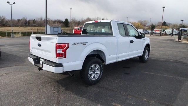 2018 F-150 Super Cab 4x4, Pickup #JKC70535 - photo 2