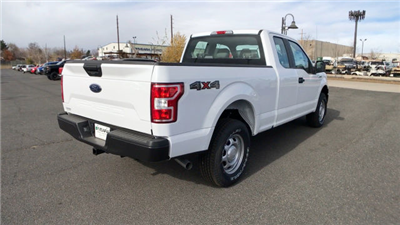 2018 F-150 Super Cab 4x4 Pickup #JKC70537 - photo 2