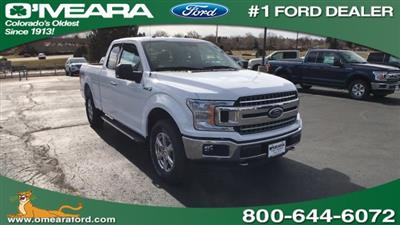 2018 F-150 Super Cab 4x4, Pickup #JKC70543 - photo 1
