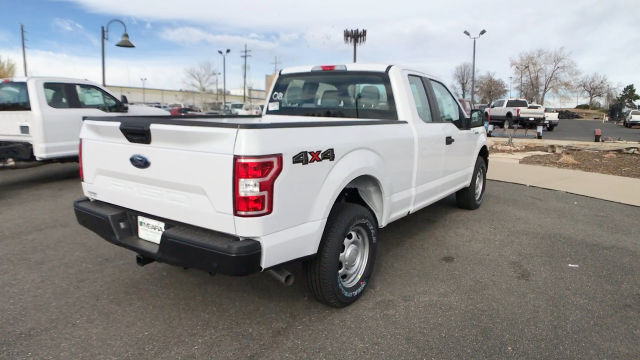 2018 F-150 Super Cab 4x4 Pickup #JKC73871 - photo 2