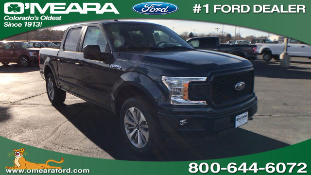 2018 F-150 Crew Cab 4x4, Pickup #JKC82400 - photo 1