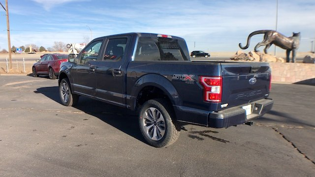 2018 F-150 Crew Cab 4x4, Pickup #JKC82400 - photo 6