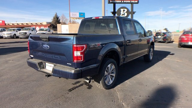 2018 F-150 Crew Cab 4x4, Pickup #JKC82400 - photo 2