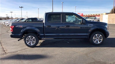 2018 F-150 Crew Cab 4x4, Pickup #JKC82400 - photo 8