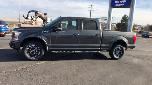 2018 F-150 Crew Cab 4x4 Pickup #JKC82403 - photo 5