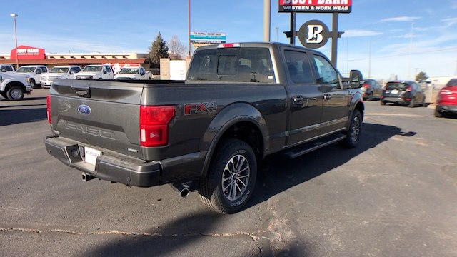 2018 F-150 Crew Cab 4x4 Pickup #JKC82403 - photo 2