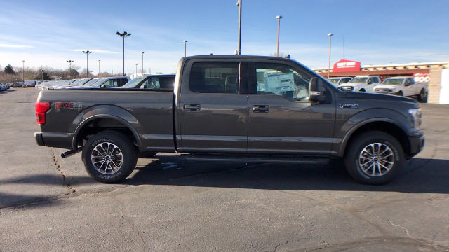 2018 F-150 Crew Cab 4x4 Pickup #JKC82403 - photo 9