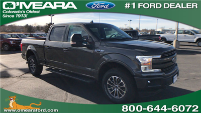 2018 F-150 Crew Cab 4x4 Pickup #JKC82403 - photo 1