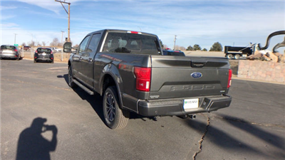 2018 F-150 Crew Cab 4x4 Pickup #JKC82403 - photo 6