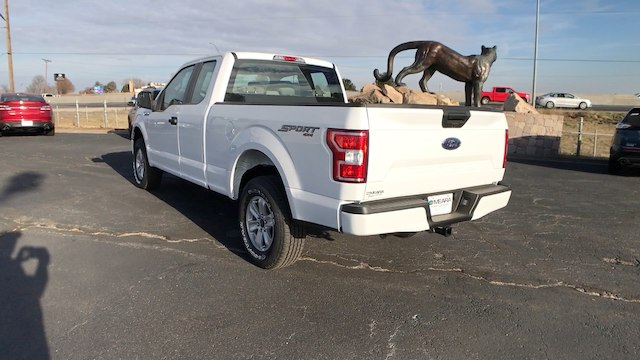 2018 F-150 Super Cab 4x4, Pickup #JKD11149 - photo 6