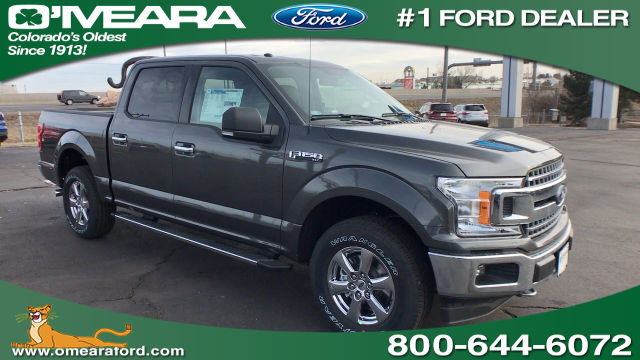 2018 F-150 SuperCrew Cab 4x4,  Pickup #JKD19768 - photo 1