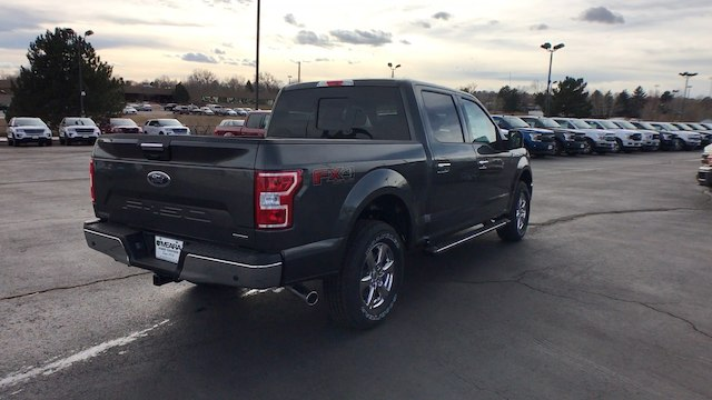 2018 F-150 SuperCrew Cab 4x4,  Pickup #JKD19768 - photo 2