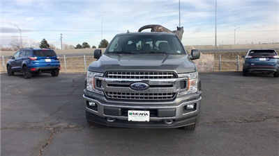 2018 F-150 Crew Cab 4x4, Pickup #JKD19775 - photo 3