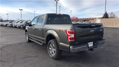 2018 F-150 Crew Cab 4x4, Pickup #JKD19775 - photo 6