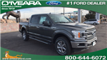 2018 F-150 Crew Cab 4x4, Pickup #JKD19775 - photo 1