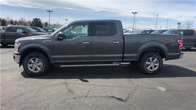 2018 F-150 SuperCrew Cab 4x4, Pickup #JKD44190 - photo 3