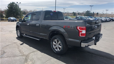 2018 F-150 SuperCrew Cab 4x4, Pickup #JKD44190 - photo 2