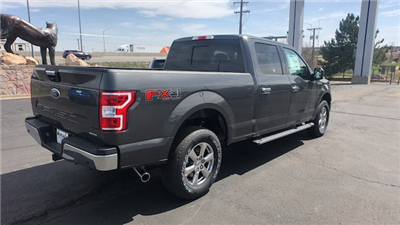 2018 F-150 SuperCrew Cab 4x4, Pickup #JKD44190 - photo 5