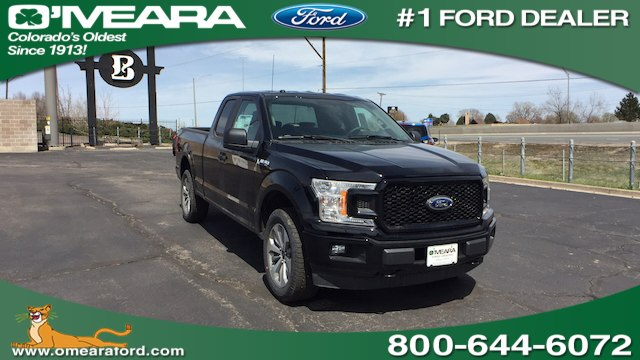 2018 F-150 Super Cab 4x4, Pickup #JKD44194 - photo 1