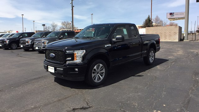 2018 F-150 Super Cab 4x4, Pickup #JKD44194 - photo 3