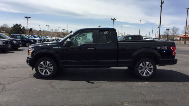 2018 F-150 Super Cab 4x4, Pickup #JKD44194 - photo 4