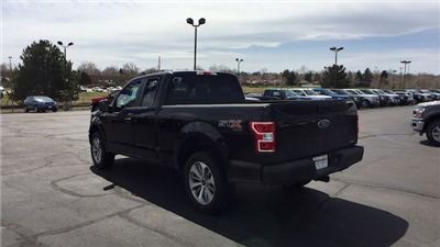 2018 F-150 Super Cab 4x4, Pickup #JKD44194 - photo 5