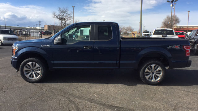 2018 F-150 Super Cab 4x4, Pickup #JKD44195 - photo 4