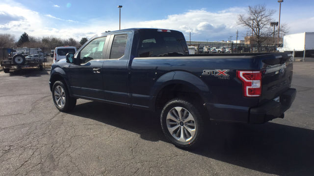 2018 F-150 Super Cab 4x4, Pickup #JKD44195 - photo 5